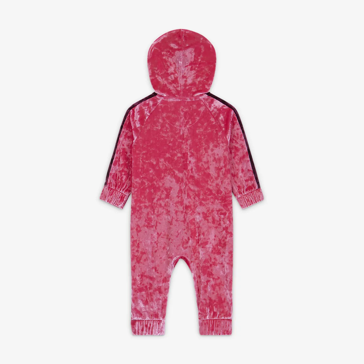 Nike Baby (0-9M) Crushed Velour Full-Zip Coverall 06H120-AA7