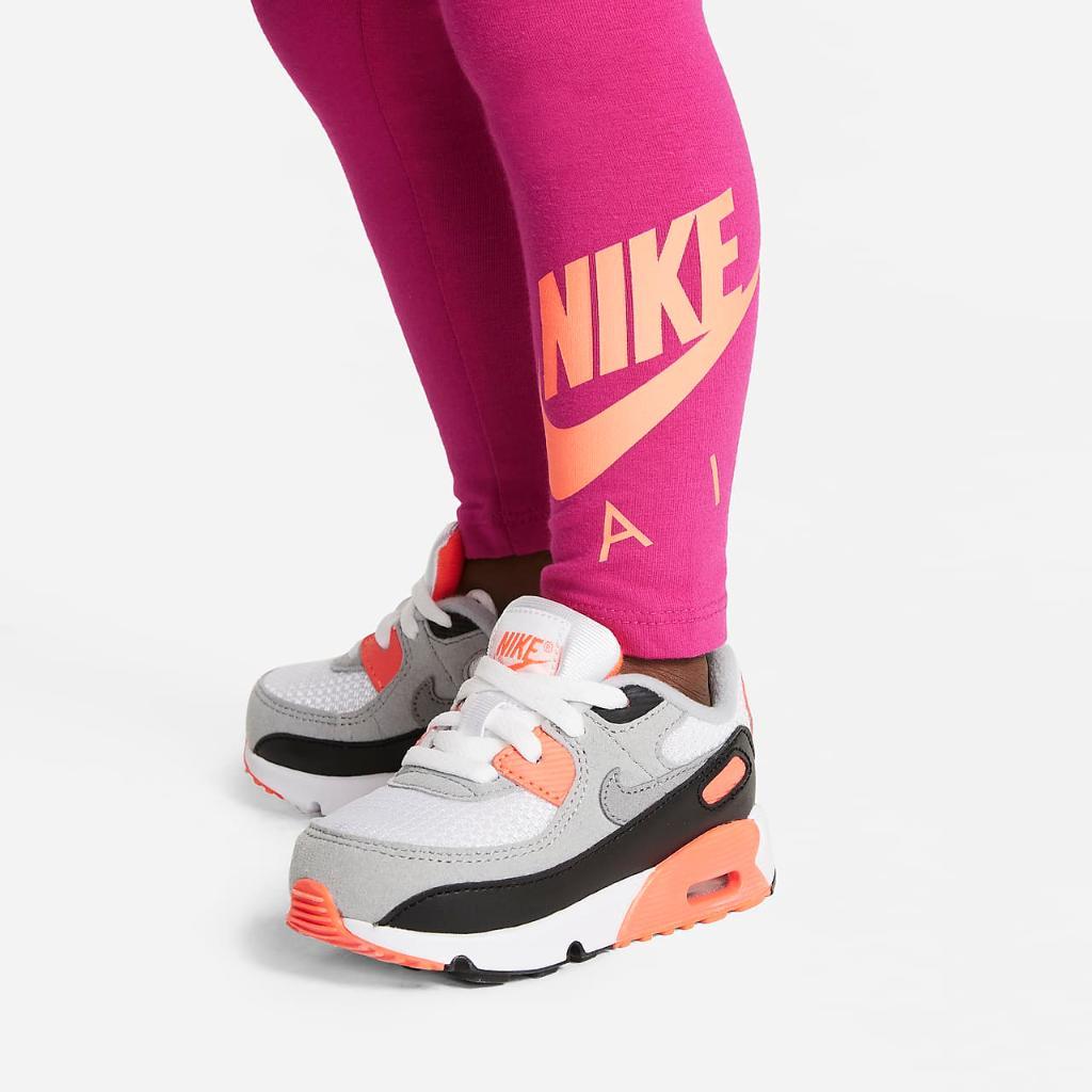 Nike Air Baby (12-24M) Crew and Leggings Set 16H376-A0I