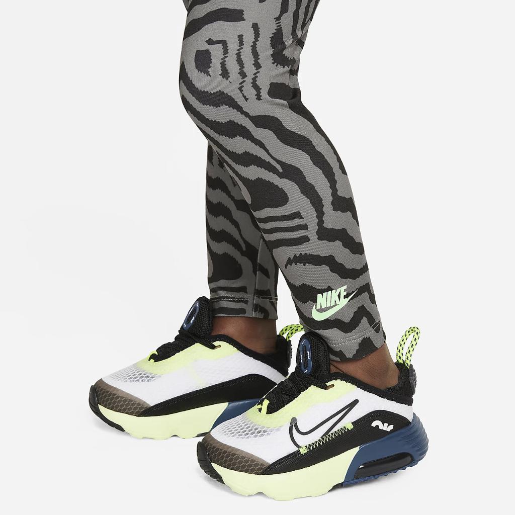 Nike Baby (12-24M) Printed Top and Leggings Set 16H498-023