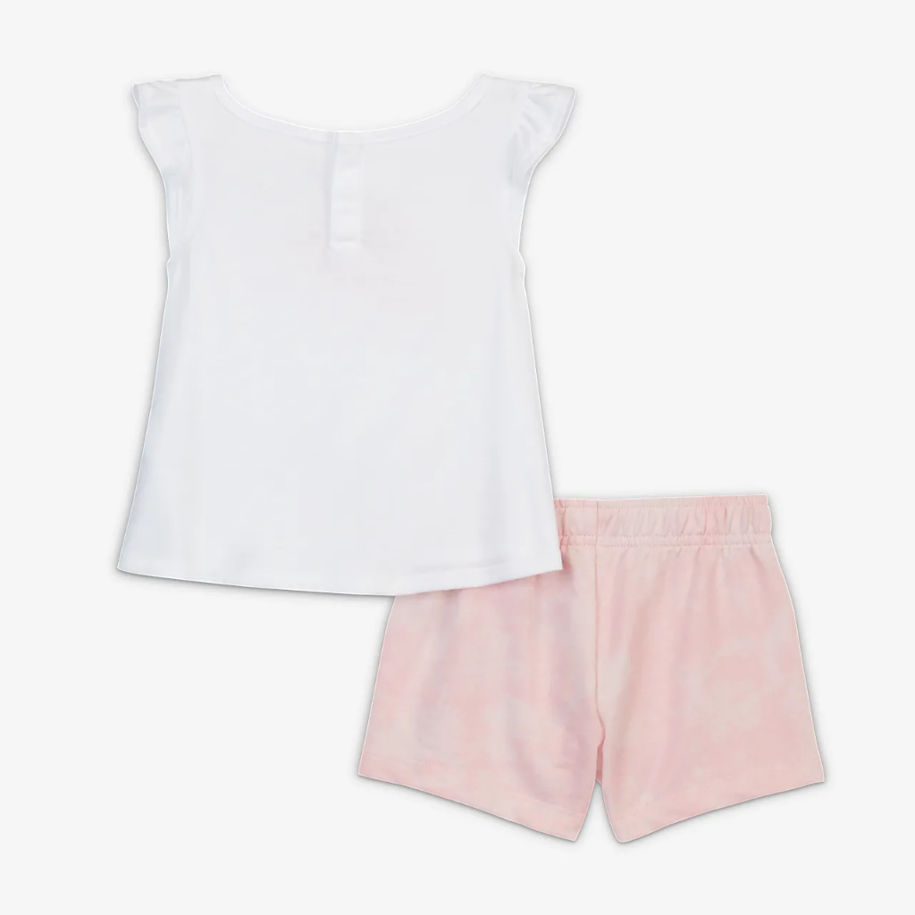 Nike Baby (12-24M) Top and Shorts Set 16H833-A6A
