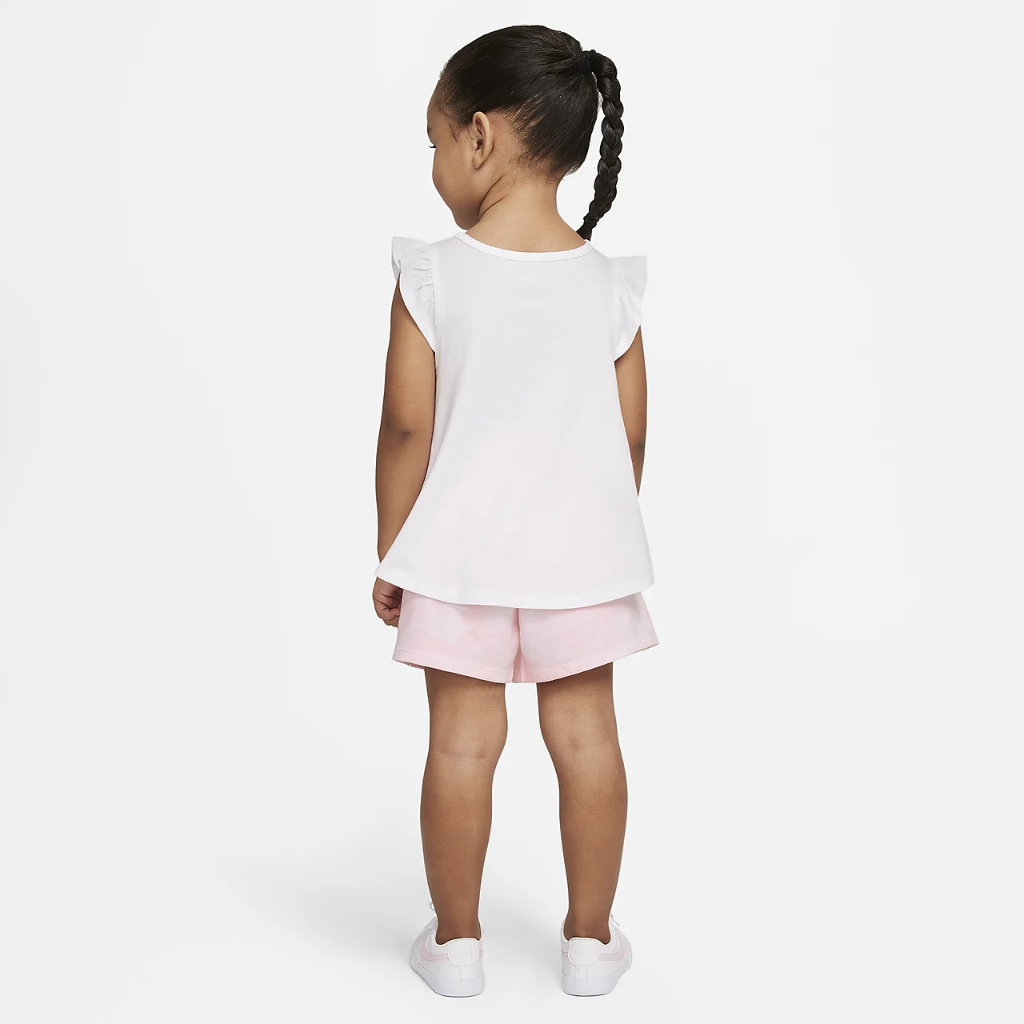 Nike Toddler Tank and Shorts Set 26H833-A6A