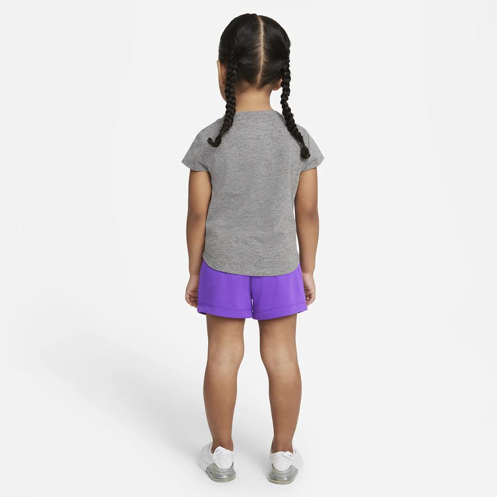 Nike Toddler T-Shirt and Shorts Set 26H967-P0S