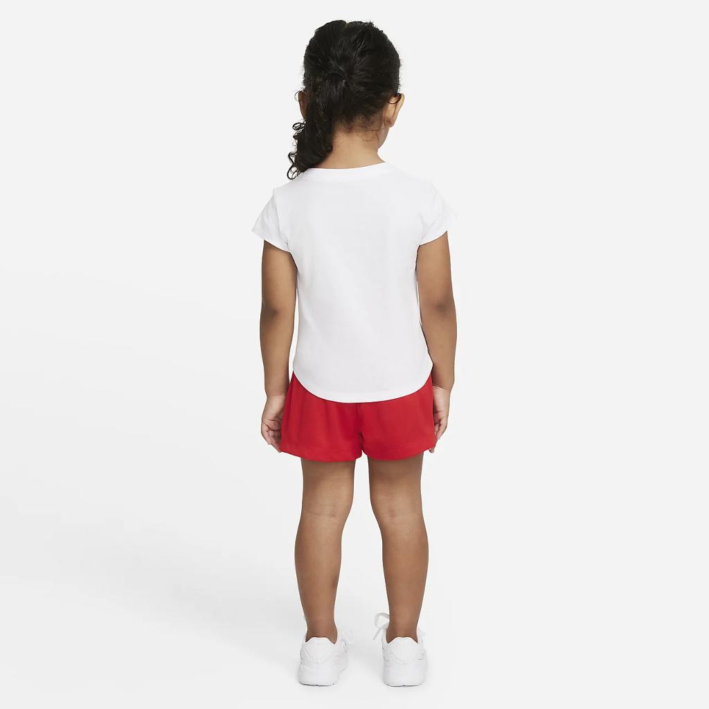 Nike Toddler T-Shirt and Shorts Set 26H967-U10