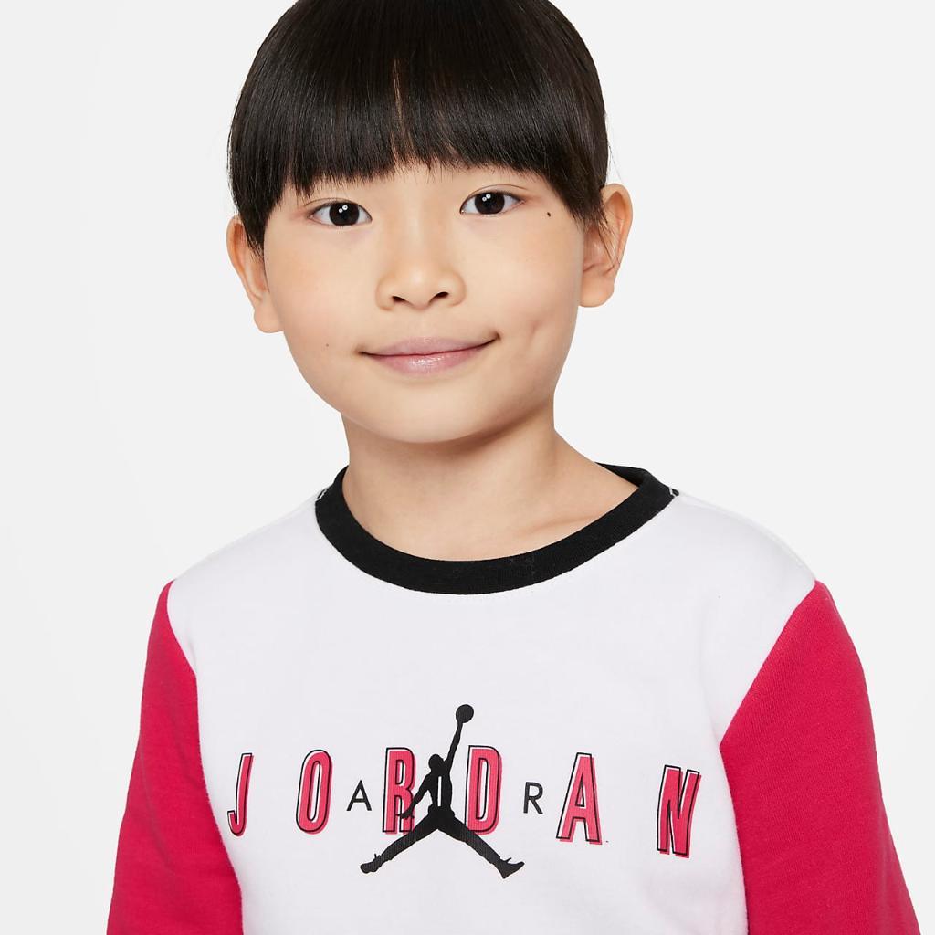Jordan Little Kids' Crew and Leggings Set 35A876-A9V