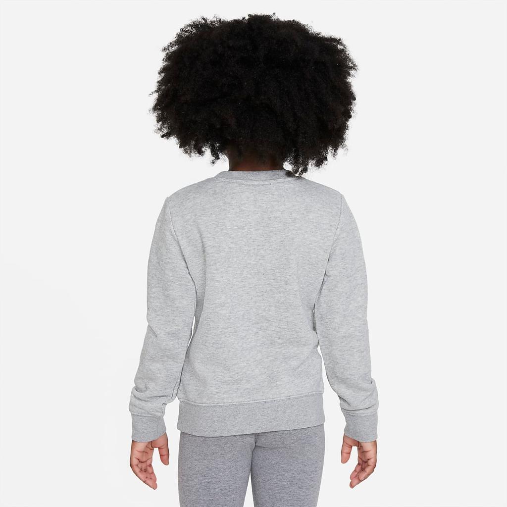 Nike Sportswear Little Kids' Pullover Crew 36G555-042