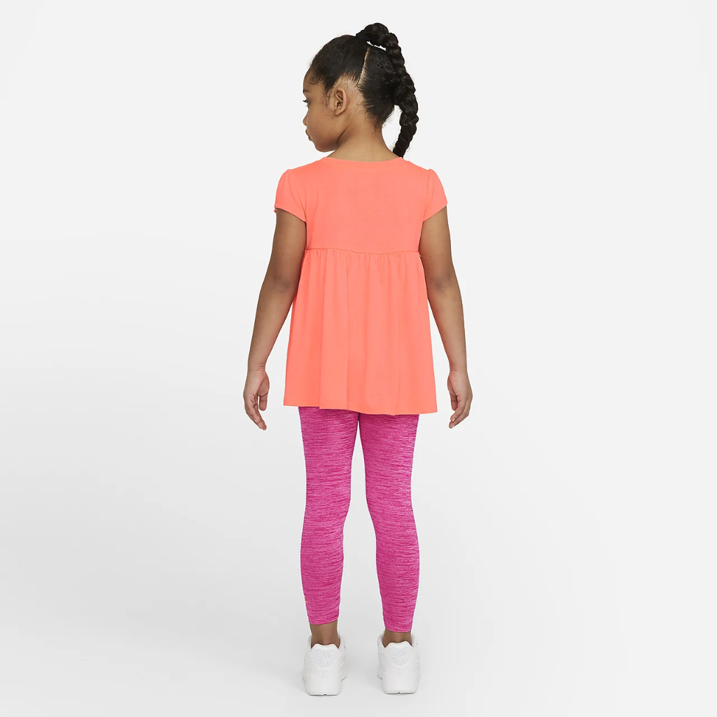 Nike Little Kids' Top and Leggings Set 36H468-A0I