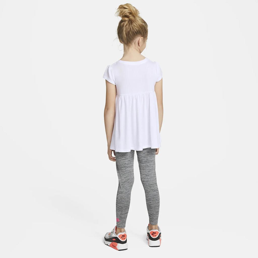 Nike Little Kids' Top and Leggings Set 36H468-GEH