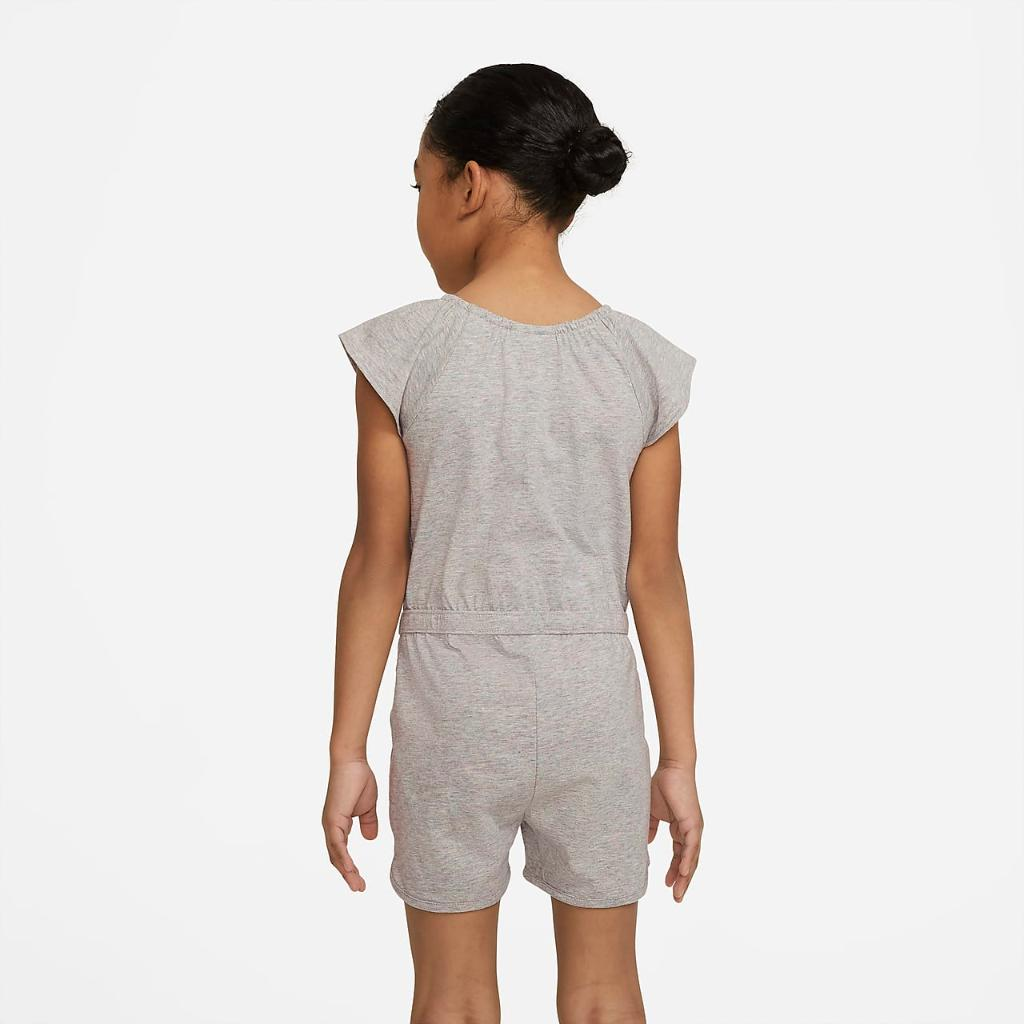 Nike Little Kids' Romper 36H482-GEH