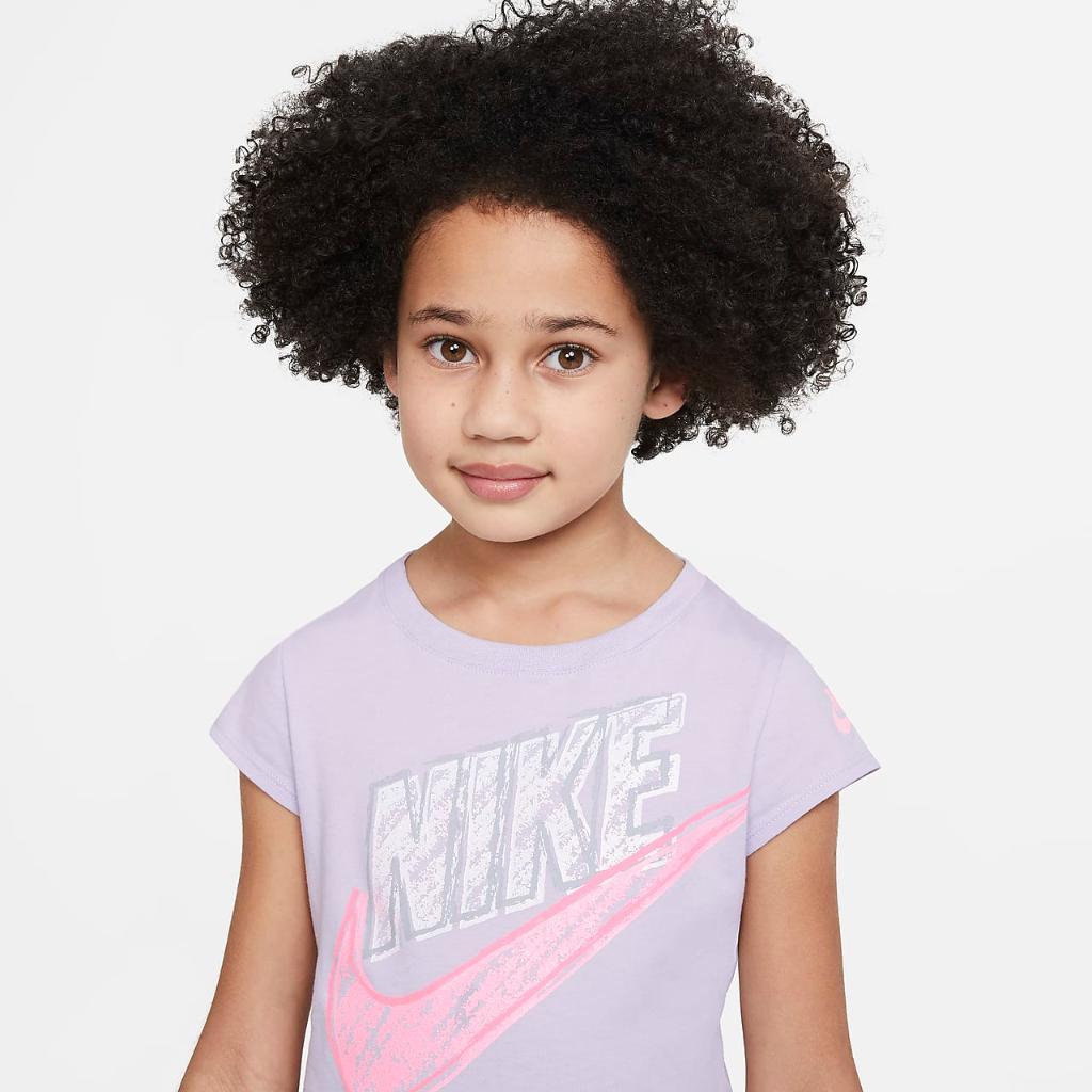 Nike Little Kids' T-Shirt 36H787-P0T