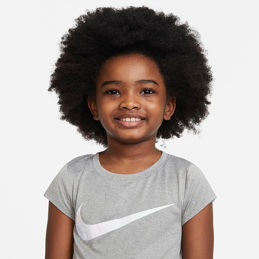 Nike Dri-FIT Little Kids' Tie-Dye T-Shirt and Shorts Set 36H816-A6A