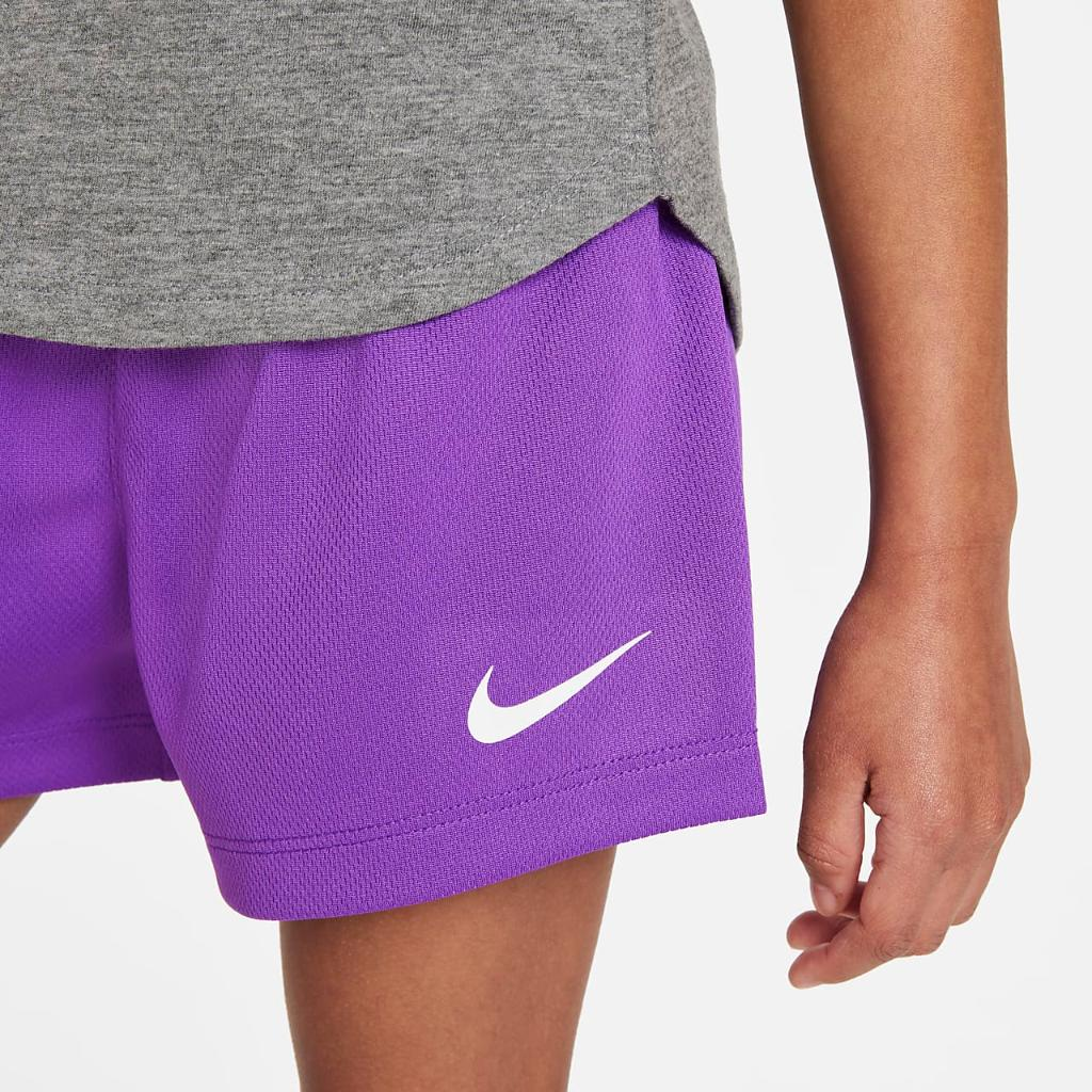 Nike Little Kids' T-Shirt and Shorts Set 36H967-P0S