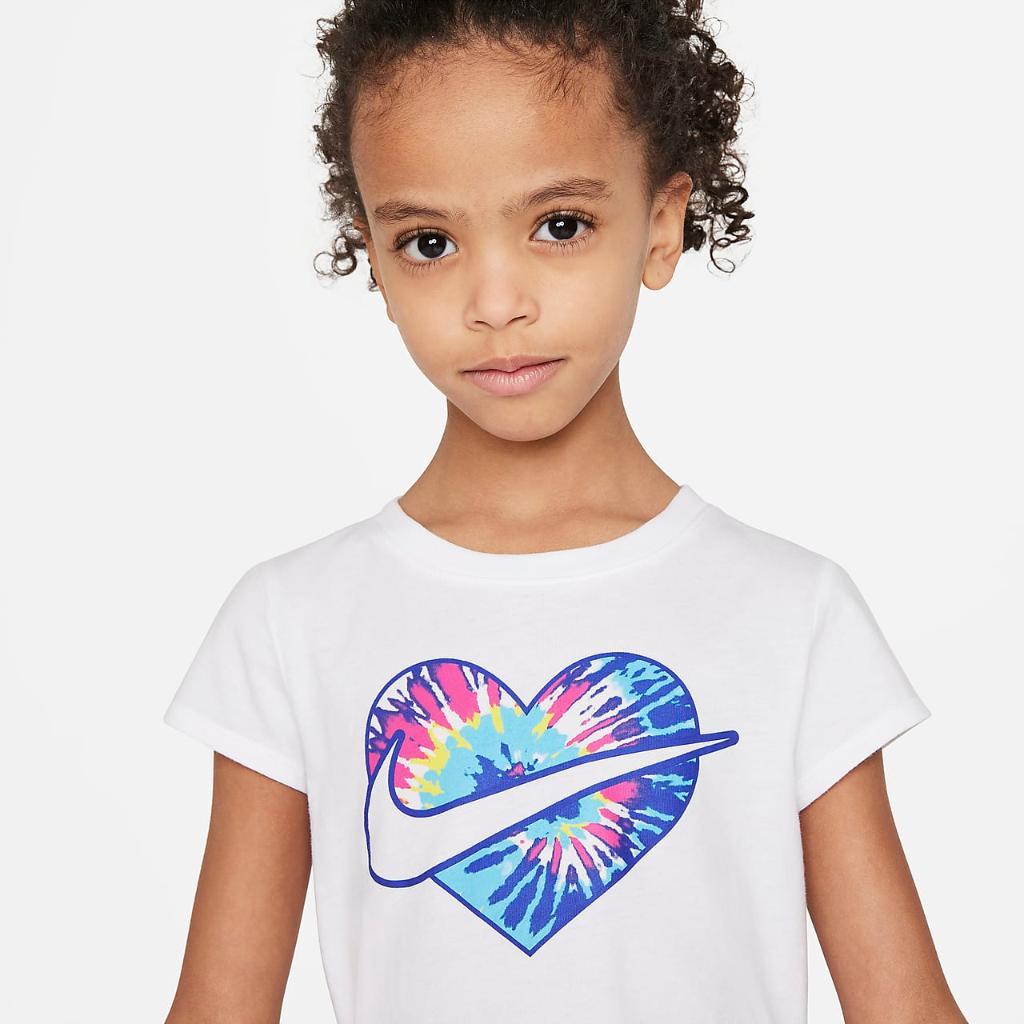 Nike Little Kids' T-Shirt and Shorts Set 36H967-U10