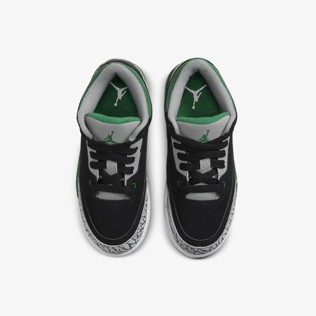 Jordan Retro 3 Little Kids' Shoes 429487-030