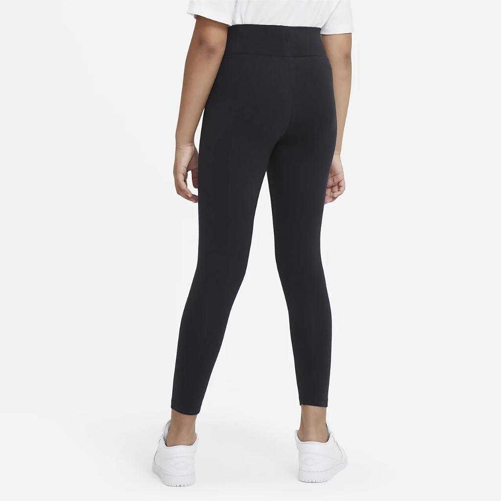 Jordan Big Kids' (Girls') Leggings 45A438-023