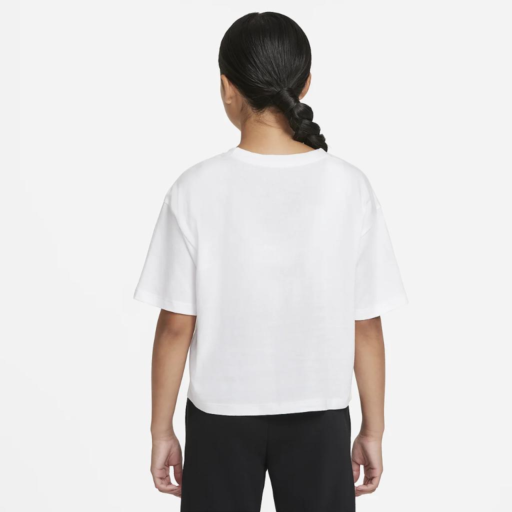 Jordan Big Kids' (Girls') T-Shirt 45B058-001