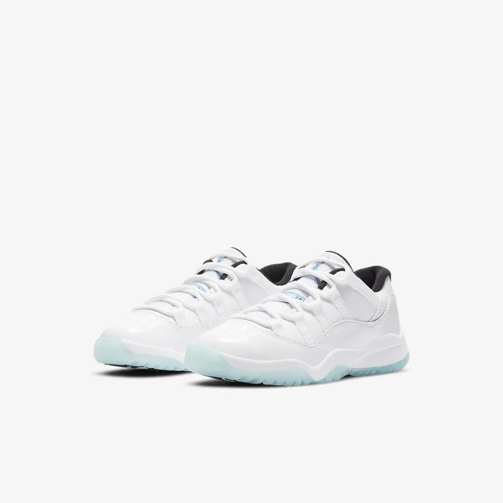 Air Jordan 11 Retro Low Little Kids' Shoe 505835-117