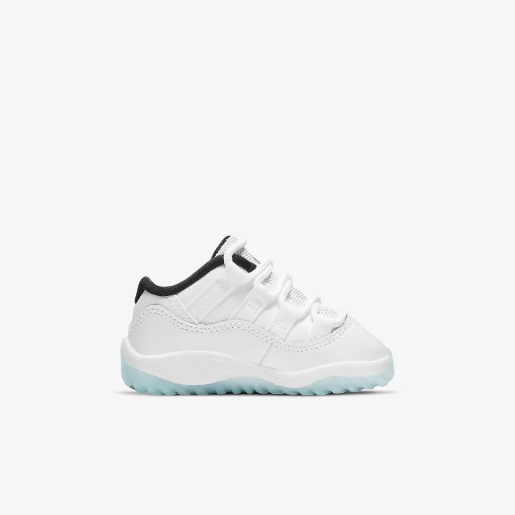 Air Jordan 11 Retro Low Baby/Toddler Shoe 505836-117