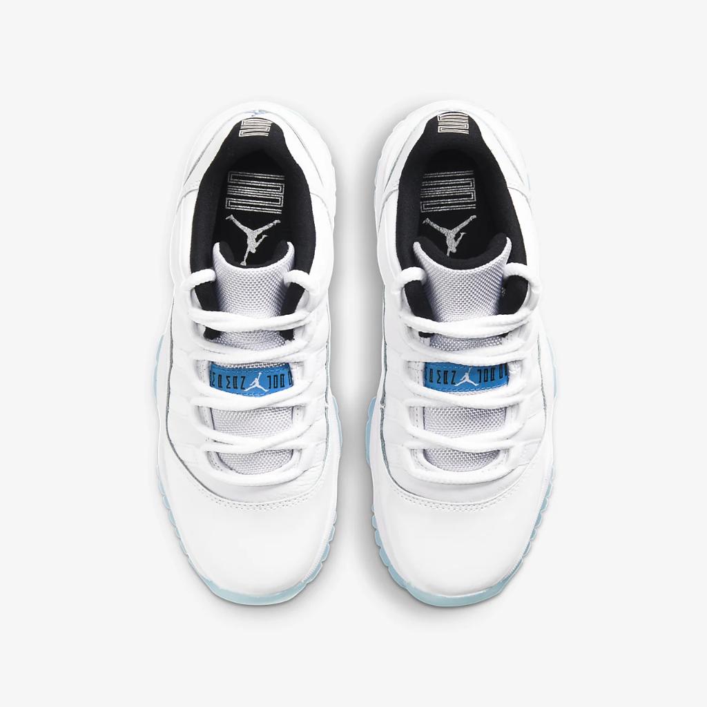 Air Jordan 11 Retro Low Big Kids' Shoe 528896-117