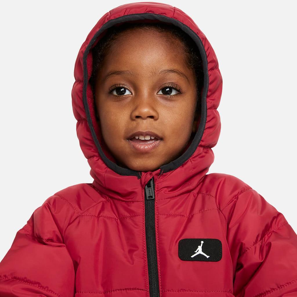 Jordan Jumpman Baby (12-24M) Puffer Snowsuit 656578-R78