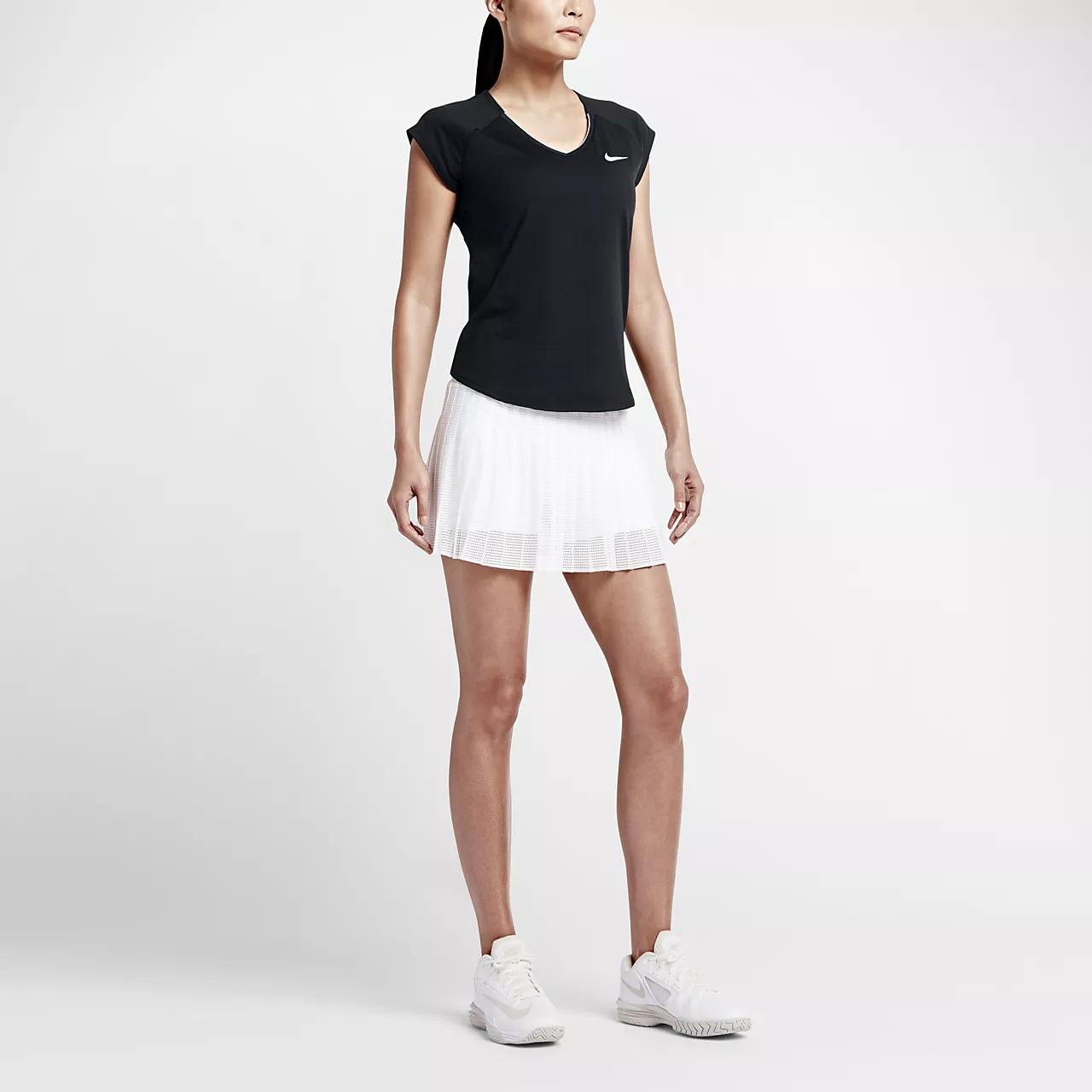 NikeCourt Pure Women's Tennis Top 728757-010