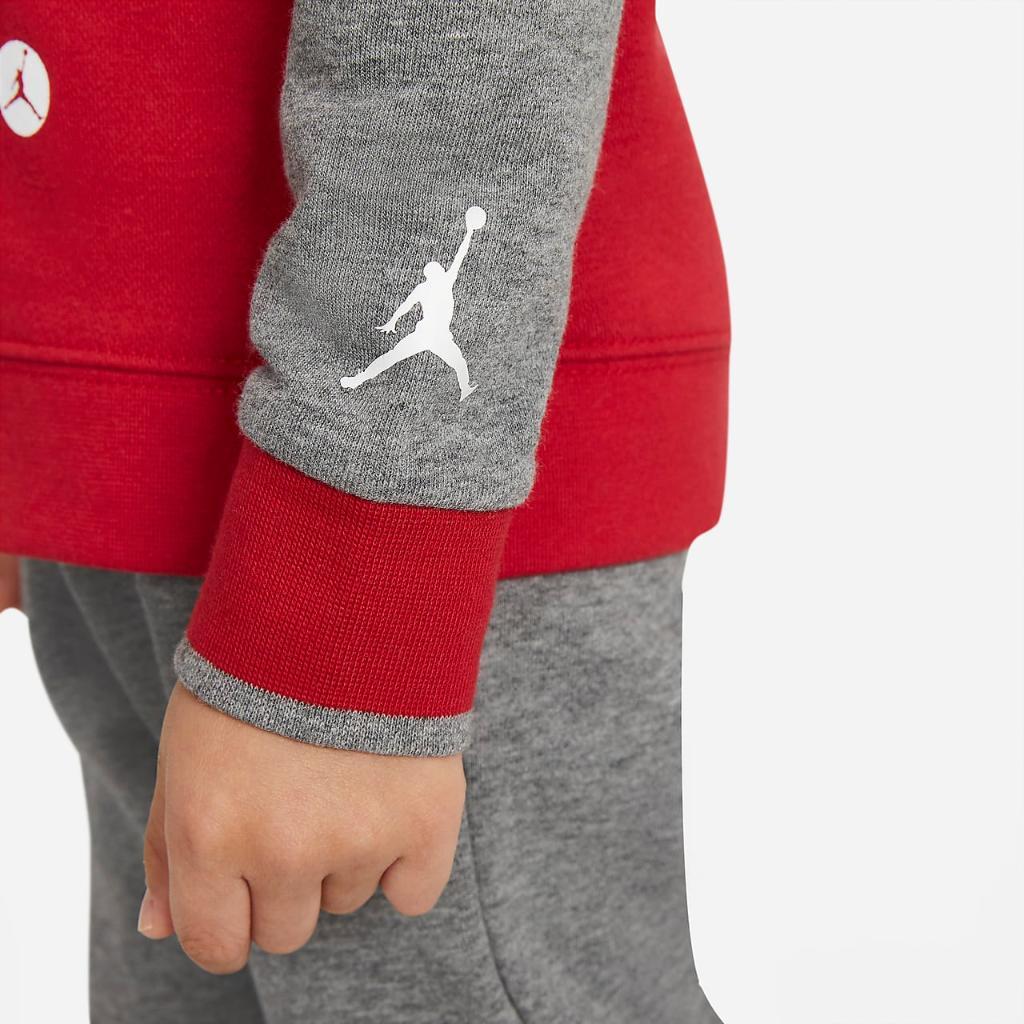 Jordan Jumpman Air Toddler Crew and Pants Set 75A356-GEH