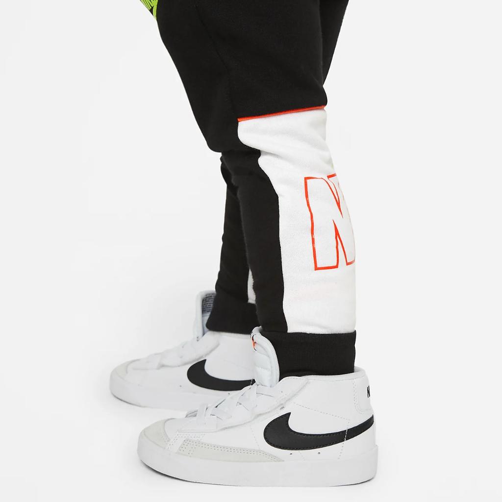 Nike Toddler Color-Block Joggers 76H359-K25
