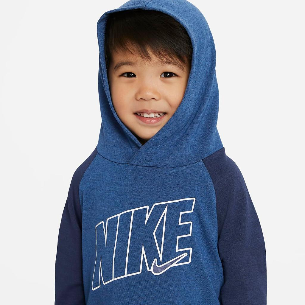 Nike Dri-FIT Toddler Hoodie and Joggers Set 76H528-C1D