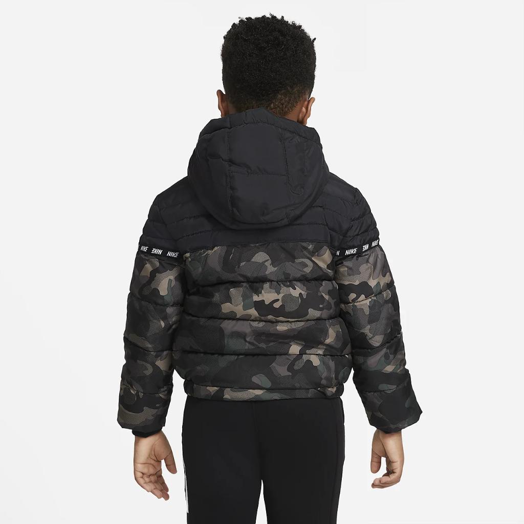 Nike Sportswear Little Kids' Puffer Jacket 86G458-A38
