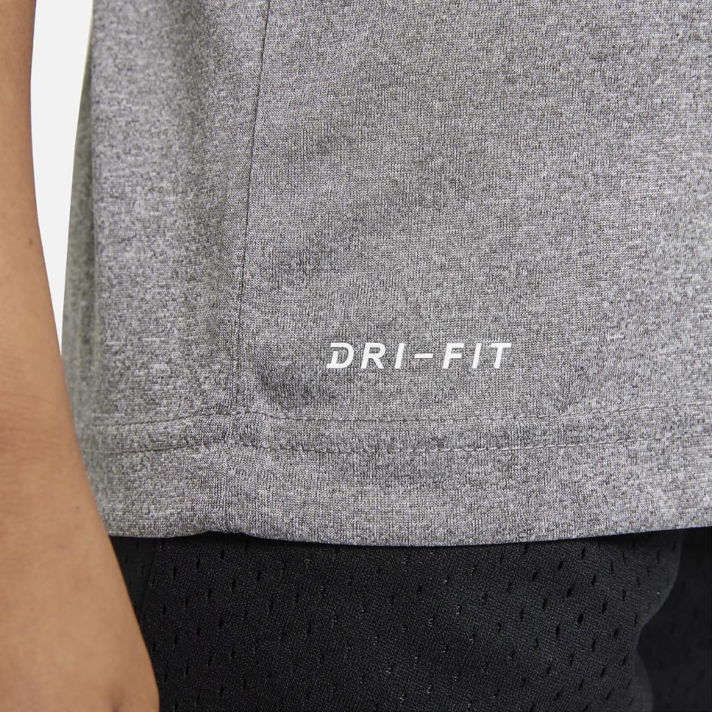 Nike Dri-FIT Elite Little Kids' T-Shirt 86H415-GEH