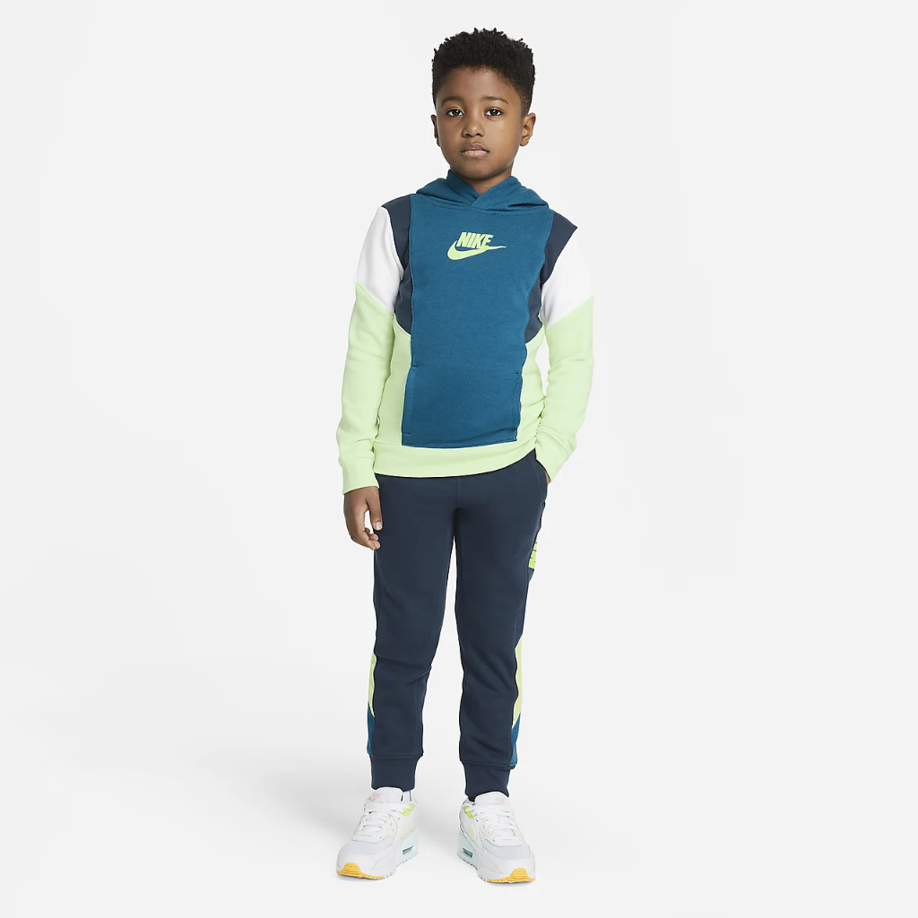 Nike Little Kids' French Terry Joggers 86H478-D12