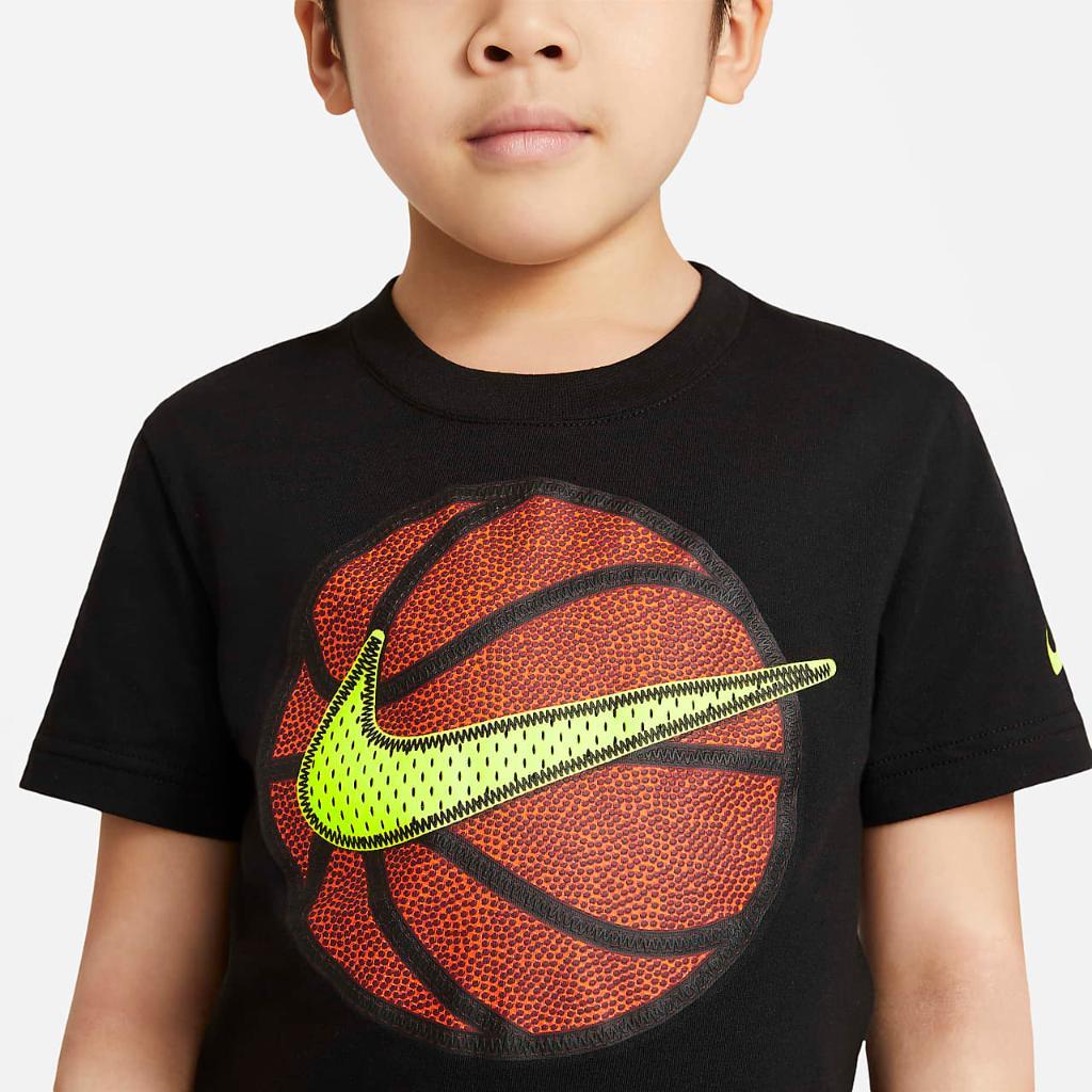 Nike Little Kids' T-Shirt 86H834-023