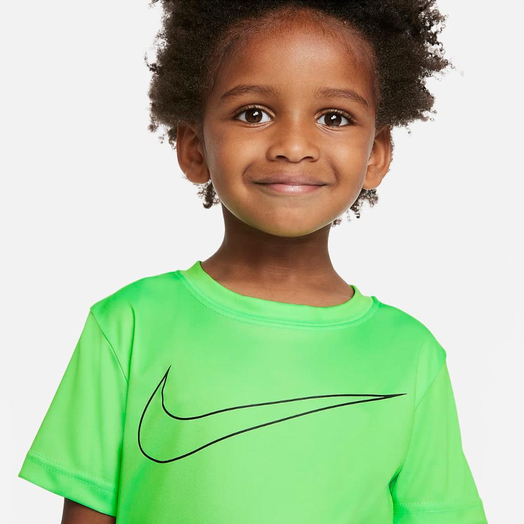 Nike Dri-FIT Little Kids' T-Shirt 86I411-E1M