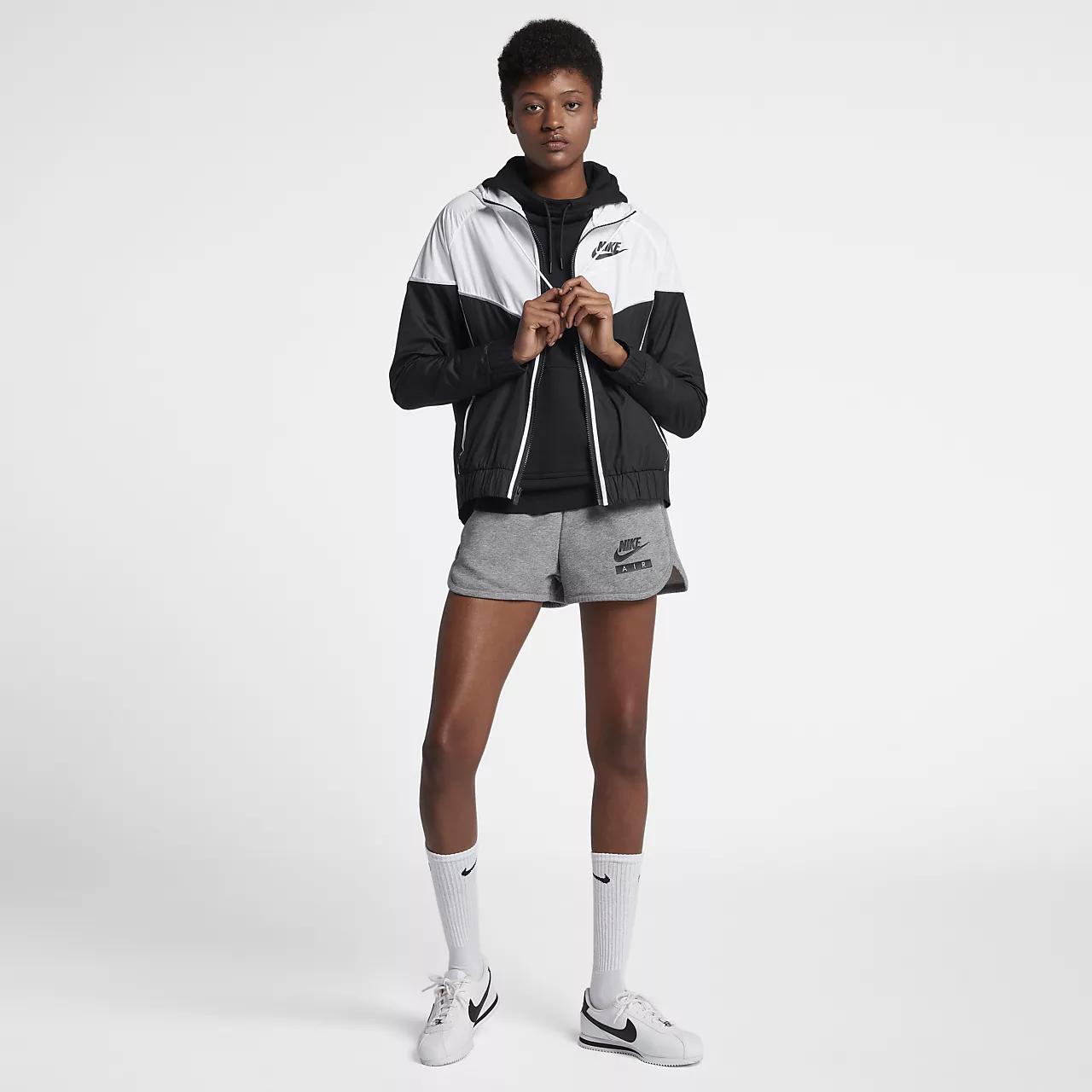 Nike Sportswear Windrunner  Women's Woven Windbreaker 883495-011