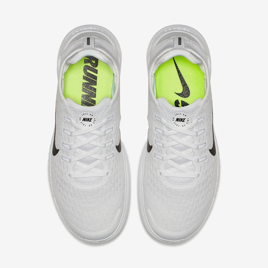 Nike Free RN 2018 Women's Running Shoe 942837-100