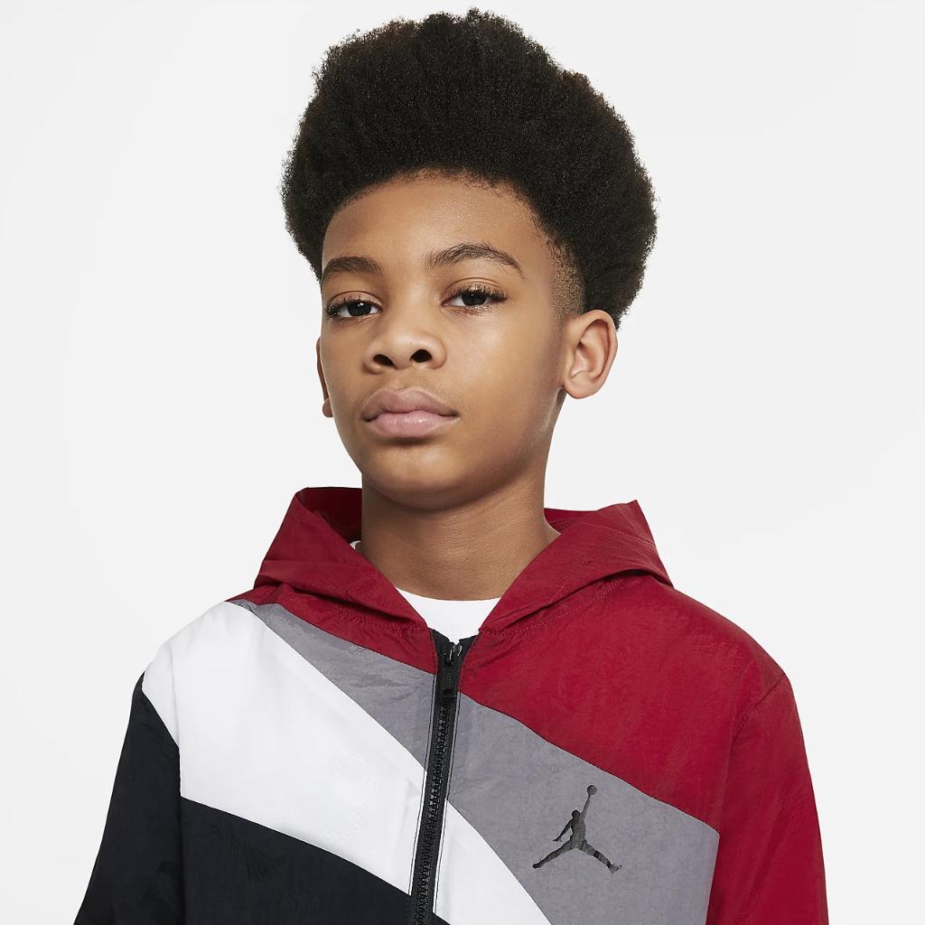 Jordan Big Kids' (Boys') Full-Zip Jacket 957714-R78