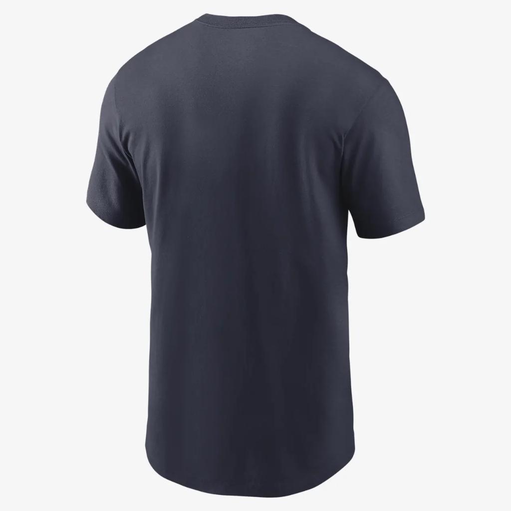 Nike Essential (NFL Tennessee Titans) Big Kids' (Boys') Logo T-Shirt 9Z1B7FC4T-TT1