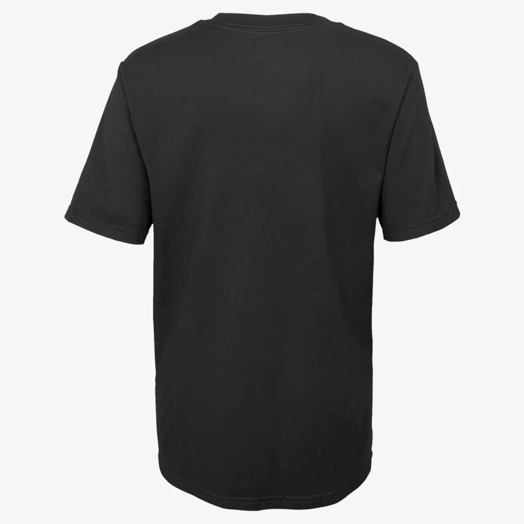 Nike (NFL Las Vegas Raiders) Big Kids' (Boys') T-Shirt 9Z1B7SA56-LV2