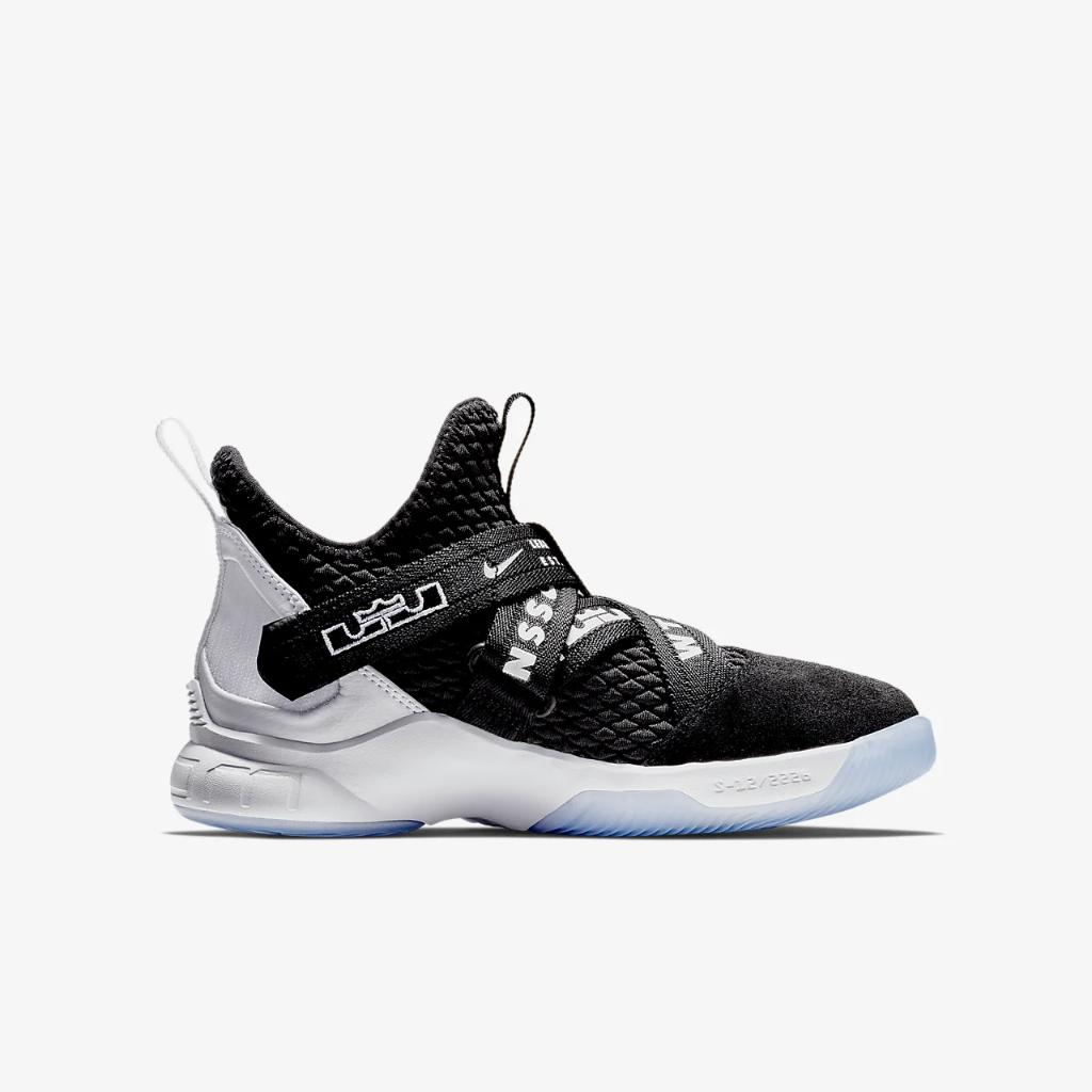 LeBron Soldier XII Big Kids' Basketball Shoe AA1352-005
