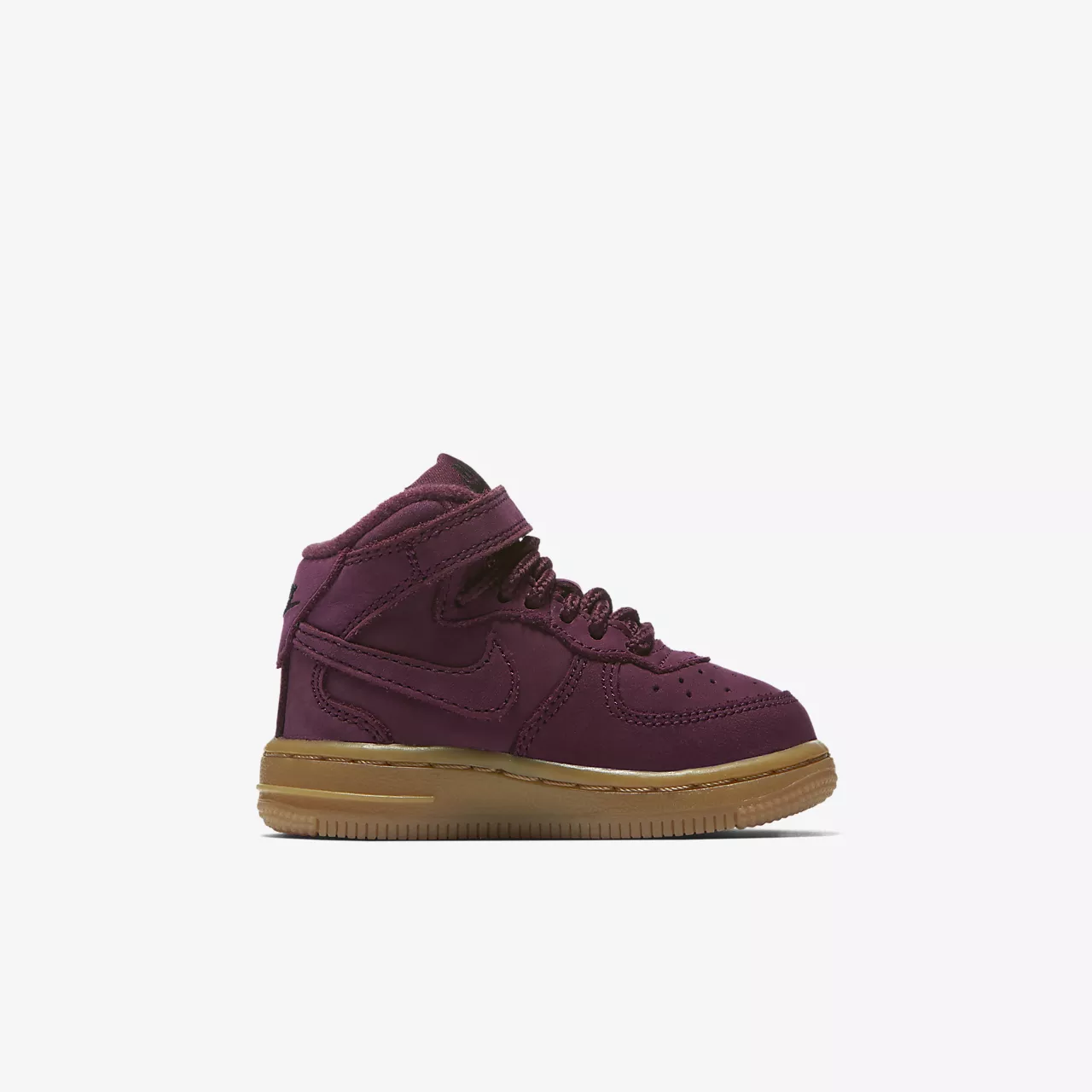 Nike Air Force 1 Mid WB Infant/Toddler Shoe AH0757-600
