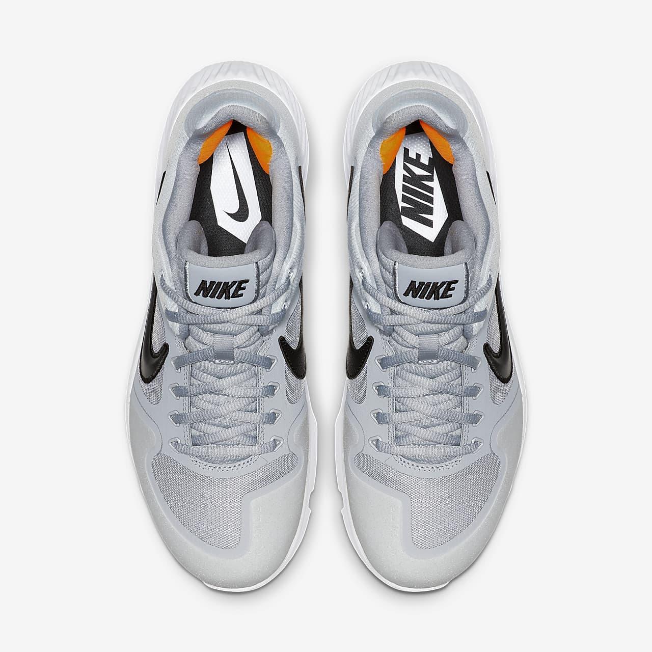 Nike Alpha Huarache Elite 2 Turf Baseball Cleat AJ6877-002