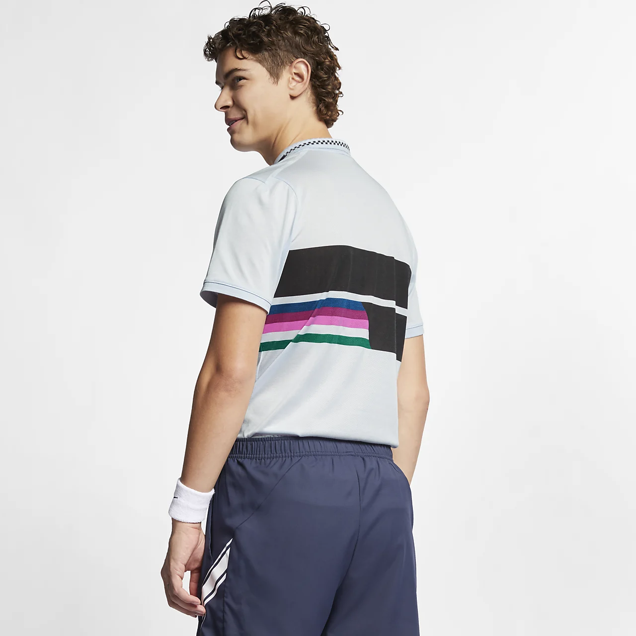 NikeCourt Men's Tennis Polo AJ7847-442