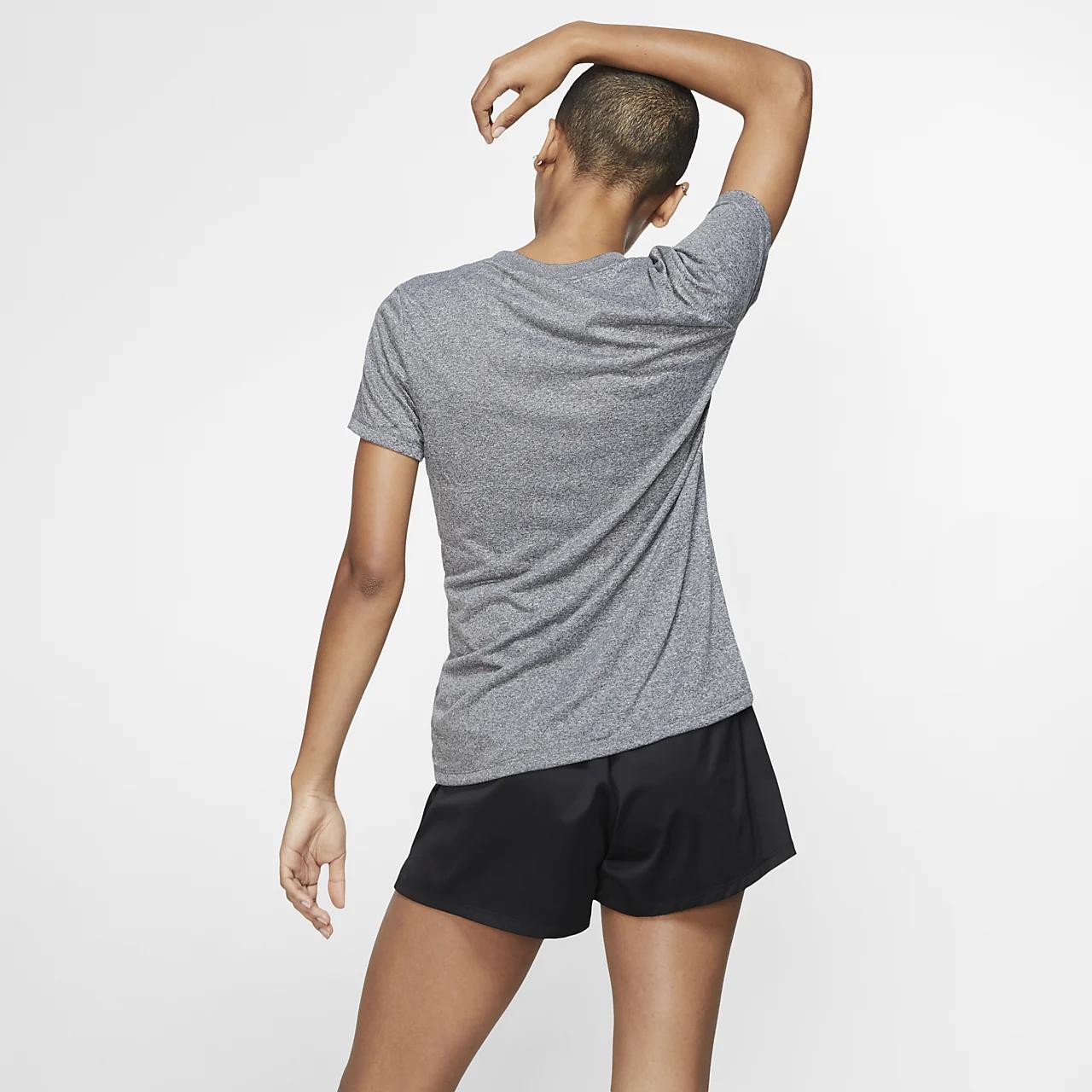 나이키 드라이핏 레전드 여성 트레이닝 티셔츠 AQ3210-011