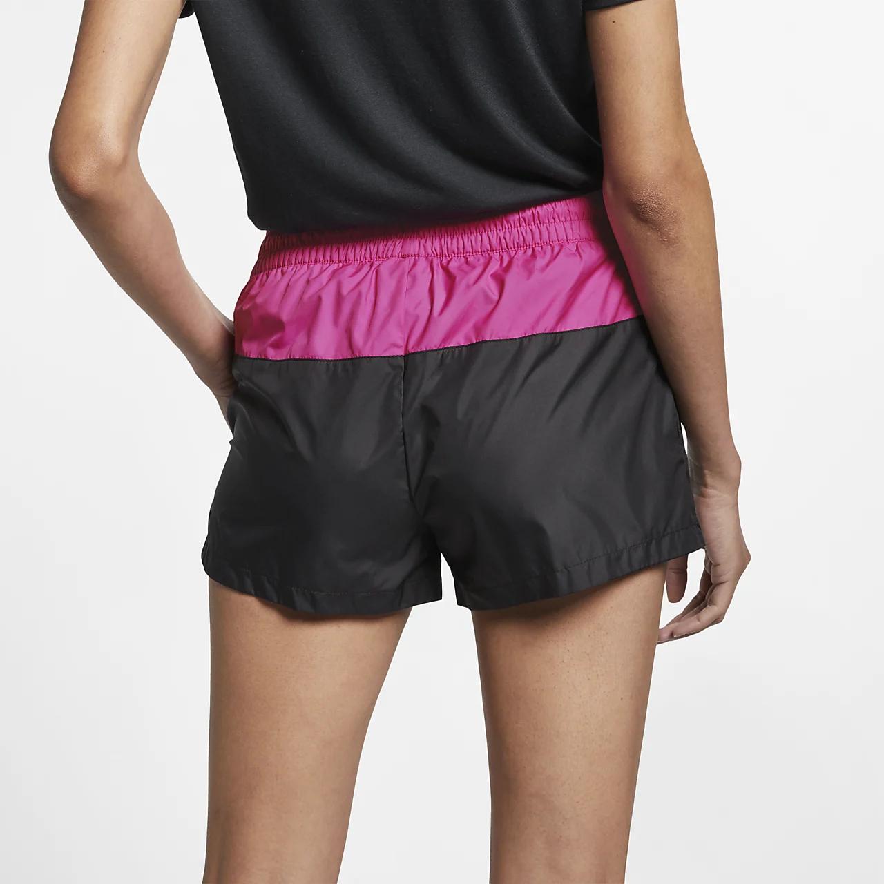 Nike Sportswear Heritage Women's Woven Shorts AR2362-010