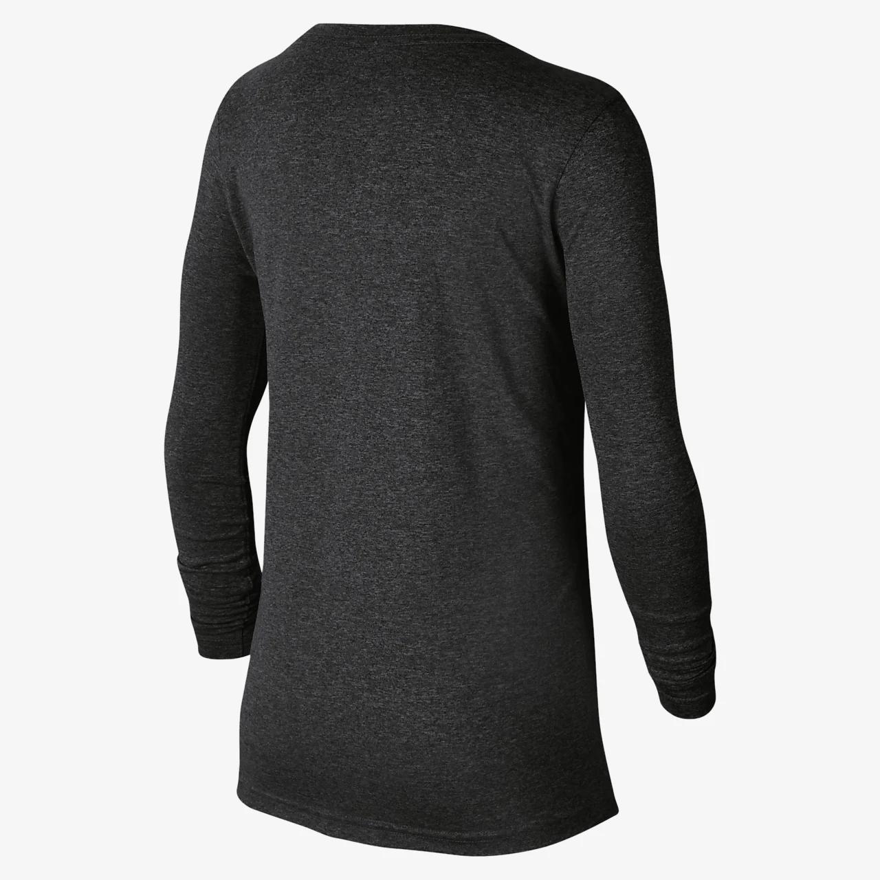 나이키 드라이핏 GS 긴팔 트레이닝 티셔츠 AR5313-016
