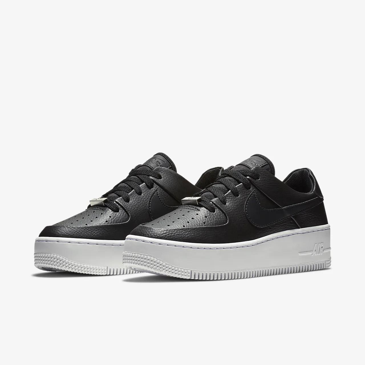 나이키 에어 포스 1 세이지 로우 여성 신발 AR5339-002