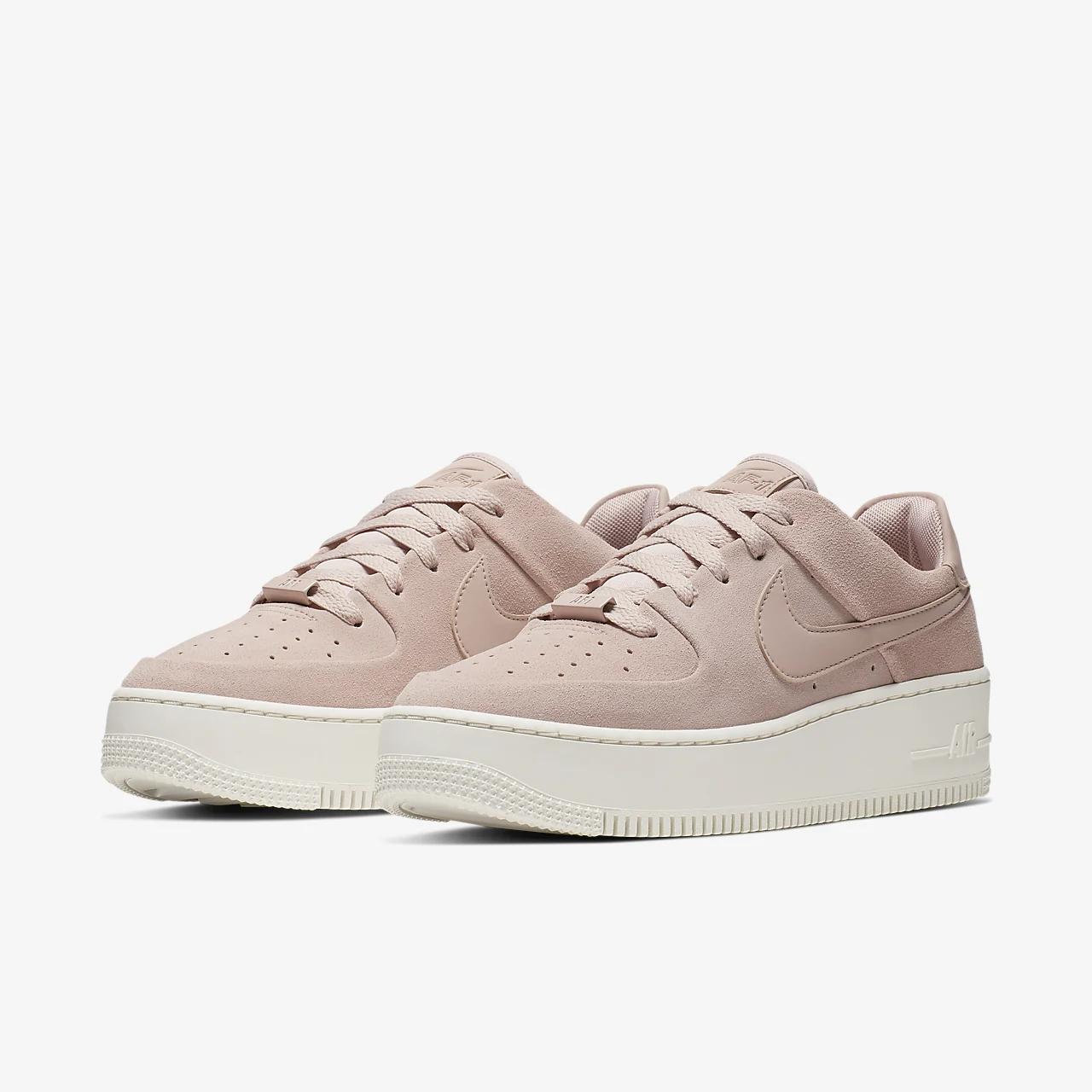 나이키 에어 포스 1 세이지 로우 여성 신발 AR5339-201