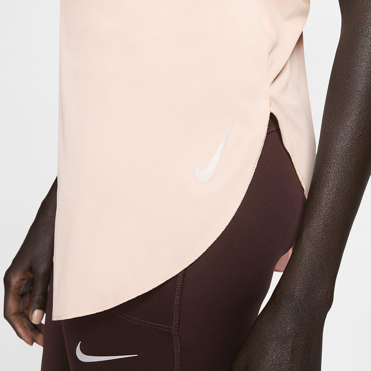 Nike City Sleek Women's Running Tank AT0784-682