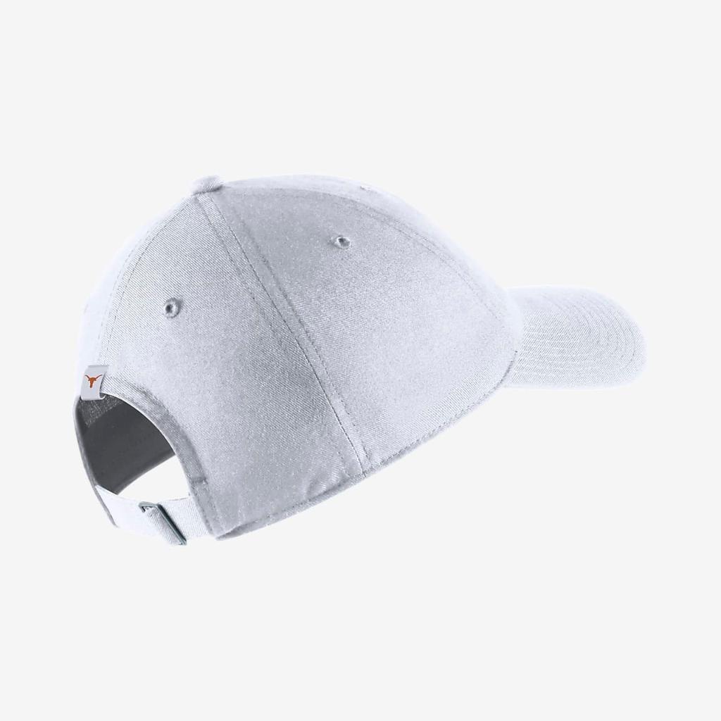 Nike College Heritage86 (Texas) Hat AV7582-100