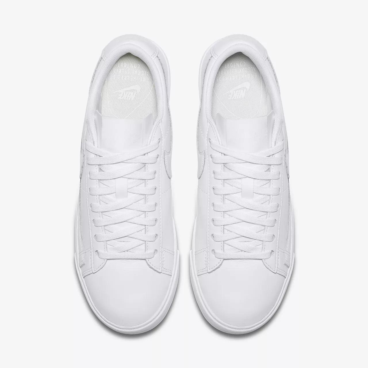 나이키 블레이저 로우 LE 여성 신발 AV9370-111