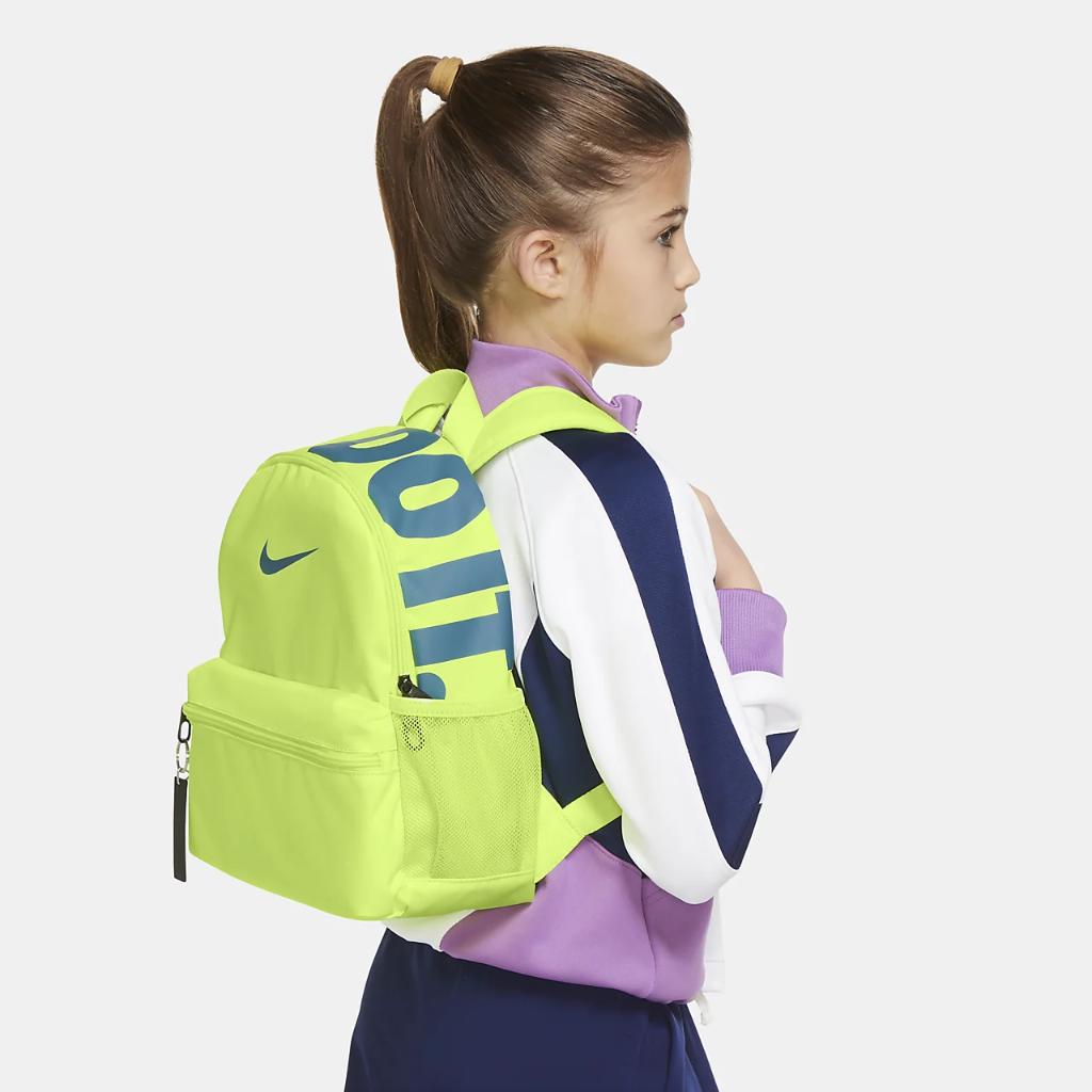 Nike Brasilia JDI Kids' Backpack (Mini) BA5559-703